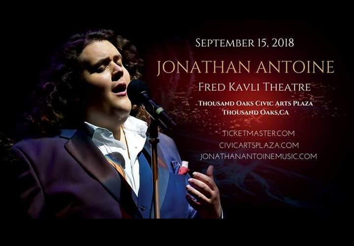 Hear the stunning voice of #JonathanAntoine singing &quot;Empty Chairs At Empty Tables&quot; CLICK HERE  https:// youtu.be/rkTGO6d4cug  &nbsp;    Jonathan will be making USA debut solo performance in California @tocap Kavli Theater Thousand Oaks Sat Sept 15th #lesmis #LesMiserables #NewMusicFriday <br>http://pic.twitter.com/nku2mpoy7m