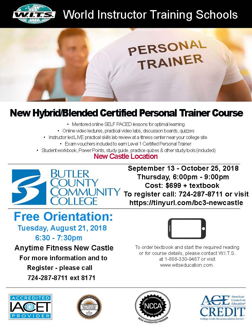 Kirk Olescyski On Twitter Certified Personal Fitness Trainer