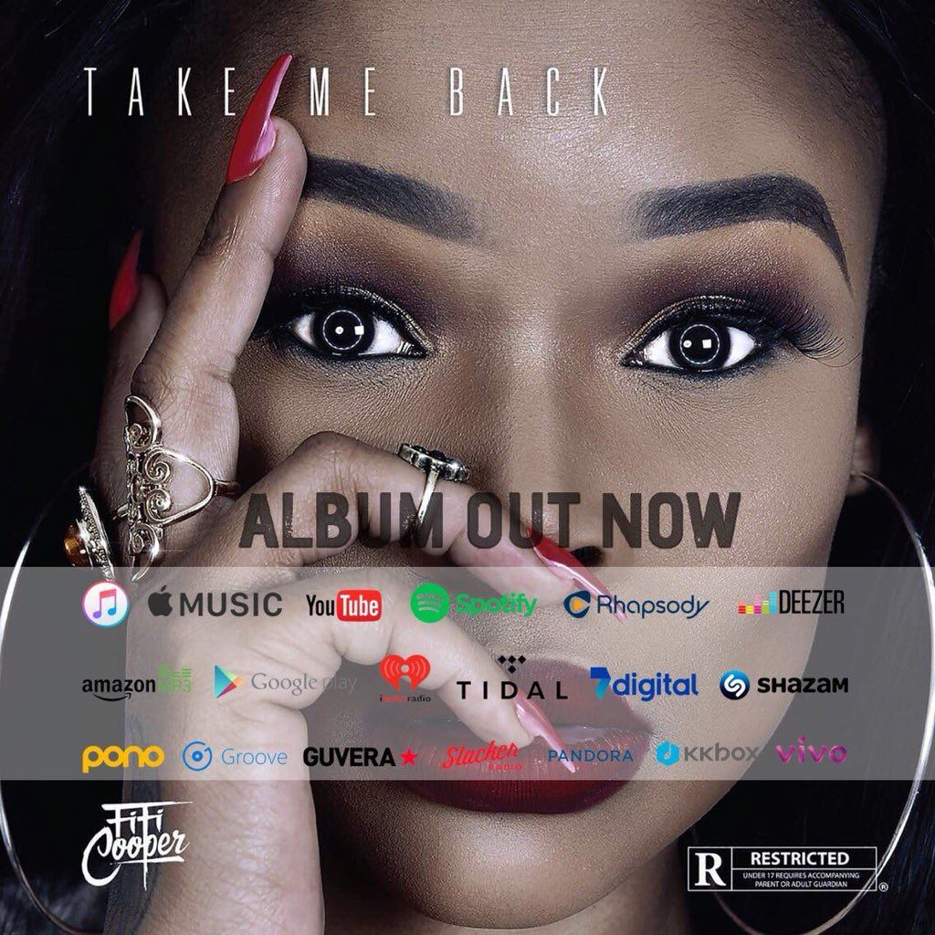 Issa #Friday!!! FINALLY Remember to catch her interview with us:  http:// youtu.be/_ilyv8lO6W4?a  &nbsp;    @FifiCooperFans's #TakeMaBackAlbum is out now:  http:// electromodeza.lnk.to/TakeMeBack  &nbsp;   <br>http://pic.twitter.com/A8SxisjBOV