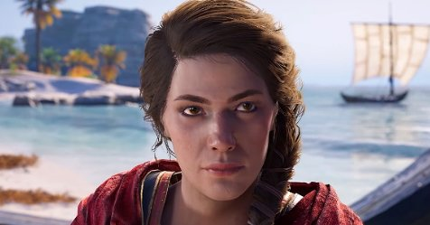 In Assassin's Creed: Odyssey you can romance a dozen characters but you cannot pet dogs https://t.co/3doavmdiM3 https://t.co/DwlFFEwkYo
