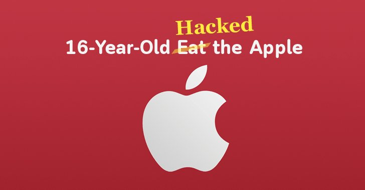 A 16-year-old school boy hacked #Apple Servers—not once, but numerous times—and downloaded 90GB of secure files. Now that's embarrassing!  https://t.co/r5zQxVfrne  Teen claims to have hacked the company because he is a huge Apple fan and dreams of working there. —by @unix_root