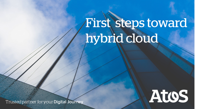 The journey to #hybridcloud is not linear but it is necessary for the #financial...