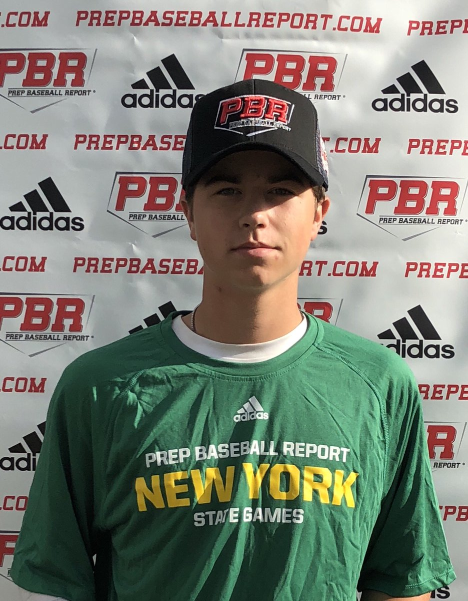 Commitment Watch  2019 SS Isaiah Corry (Clarence) has verbally committed to Binghamton University.   Corry most recently attended the 2018 NYS Games also at Binghamton University. #congrats #pbrfamily<br>http://pic.twitter.com/hJxLLXU0ry