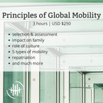 Are you looking to get an inside track on employee mobility between countries? Discover why and how employers use mobility and grow your knowledge with the Principles of Global Mobility course. Learn more here: https://t.co/YXAFMaYd3S