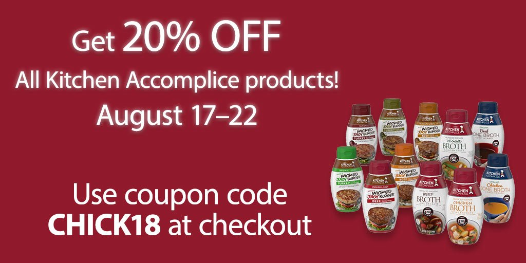 Kitchen accomplice coupon