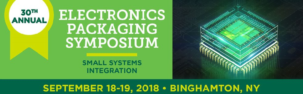 Contact MRSI Systems to schedule a meeting at the Binghamton University and GE Electronics Packaging Symposium September 18-19  https:// mrsisystems.com/events/  &nbsp;  <br>http://pic.twitter.com/rM6V4iQ7Ur