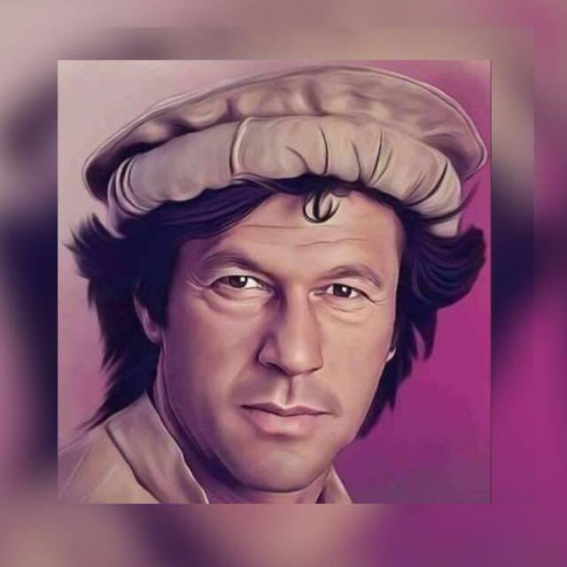 Jahangir Khan Tareen's photo on Imran Khan