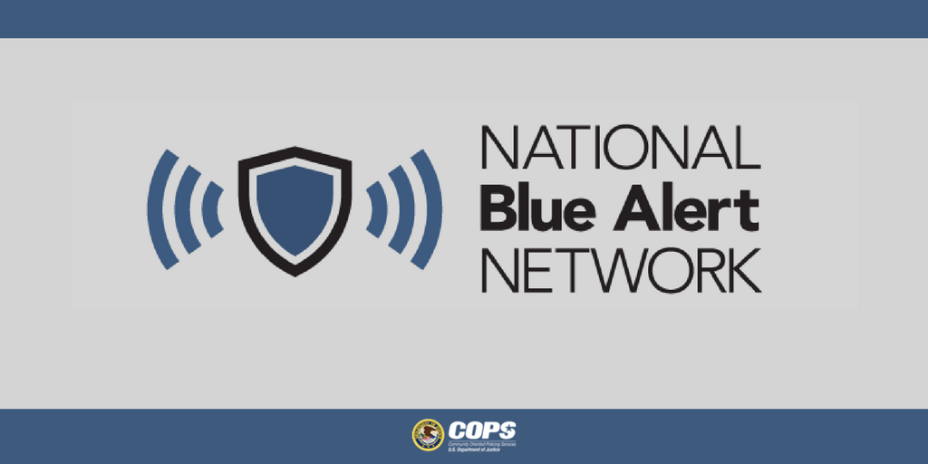 National #BlueAlert plans aid in the apprehension of violent criminals who pose an imminent threat to #LawEnforcement by rapidly disseminating critical information to law enforcement agencies, the media and the public. Learn more:  https:// cops.usdoj.gov/bluealert  &nbsp;  <br>http://pic.twitter.com/rLOWyHMVCb