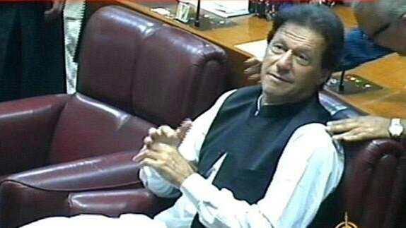 HE FOUGHT FOR IT FOR DAMN 20+ YEARS!   Well deserving Pakistan's #PrimeMinister!   #PrimeMinisterImranKhan. https://t.co/akWe5QeBNz
