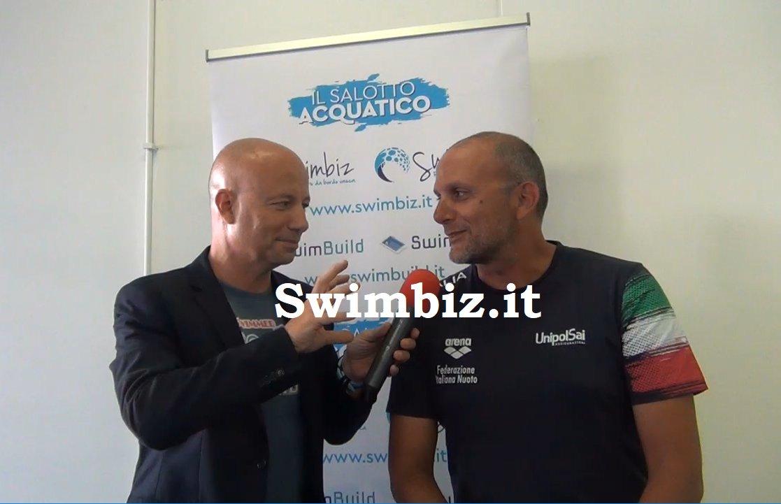 VIDEO Coach volanti: al #SalottoAcquatico di Swimbiz Simone Palombi, tecnico di #Burdisso  https://tinyurl.com/ycxobchv  #nuoto #swimming #Glasgow2018  - Ukustom