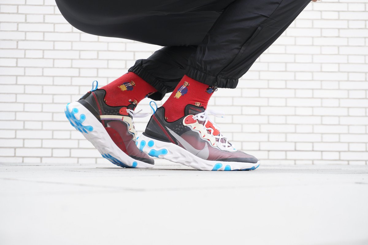 bc88580ab2ed The online raffles for the Nike React Element 87