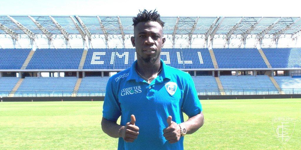 Empoli confirm Afriyie Acquah signing