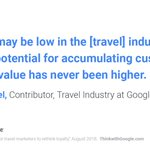 Image for the Tweet beginning: Marketers must think beyond points