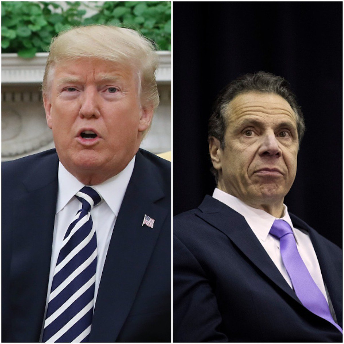 Trump Slams Cuomo For America 'Was Never That Great' Comments https://t.co/uoA8SSDVF7 via @DailyCaller https://t.co/YySZru5Z5s