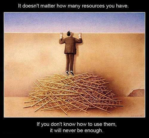 It doesn&#39;t matter how many resources you have. If you don&#39;t know how to use them, it will never be enough. They say lack of money is the root of all evil. In reality, it is lack  of knowledge! #Motivation #inspiration #SaturdayMotivation #startups #entrepreneur  #art #themahajan<br>http://pic.twitter.com/dFjWCkNBcN