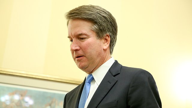 Dems: Documents indicate Kavanaugh lied to the Senate in 2006  http:// hill.cm/Yq7TPqU  &nbsp;  <br>http://pic.twitter.com/DG2UoShn6j