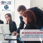 Mi Banca Solidaria contribuye a procesos de apoyo, adaptación y facilidad encaminadas a incrementar el desarrollo operativo de la empresa. Encuentra mas información : https//epiuse.com/ #EPIUSE #solucionessap #accesoseguro #financiera #BancaSolidaria #desarrollos