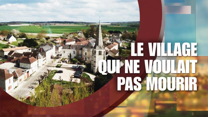 À Jaulnay en Indre-et-Loire, on se bat pour sauver le dernier petit commerce du village : une boulangerie épicerie. Reportage dans @13h15.