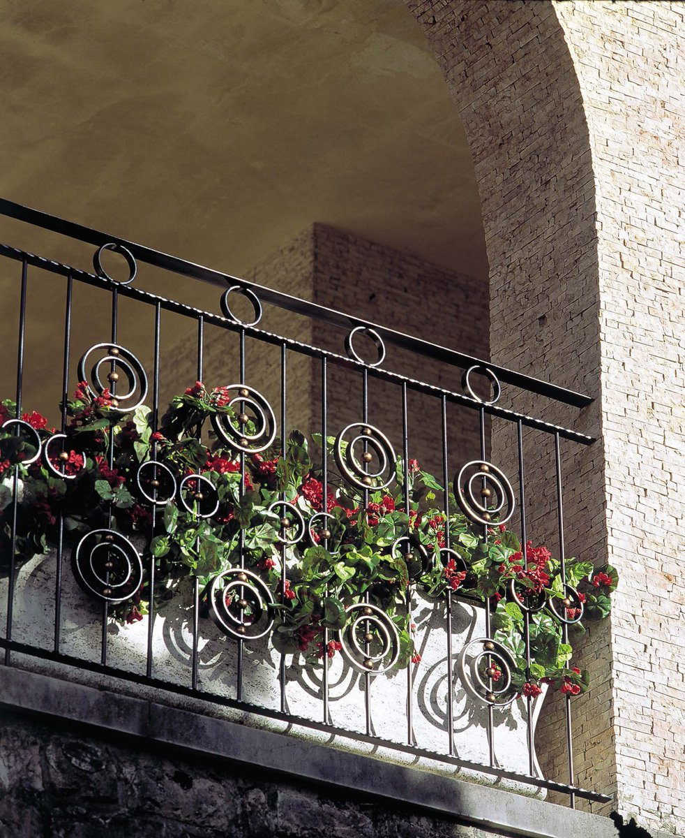 ковка холодная балконы