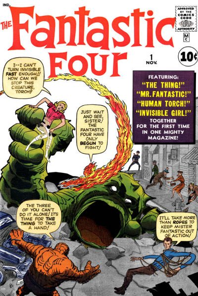 Never ceases to amaze me that between 1960 and 1963, #StanLee, #JackKirby, and #SteveDitko brought the #FantasticFour, #AntMan , #Hulk, #SpiderMan, #Thor, #IronMan, #Wasp, #DoctorStrange, #XMen, the #Avengers and so many more thereafter to life!  Remarkable!<br>http://pic.twitter.com/8WGk1CikaA