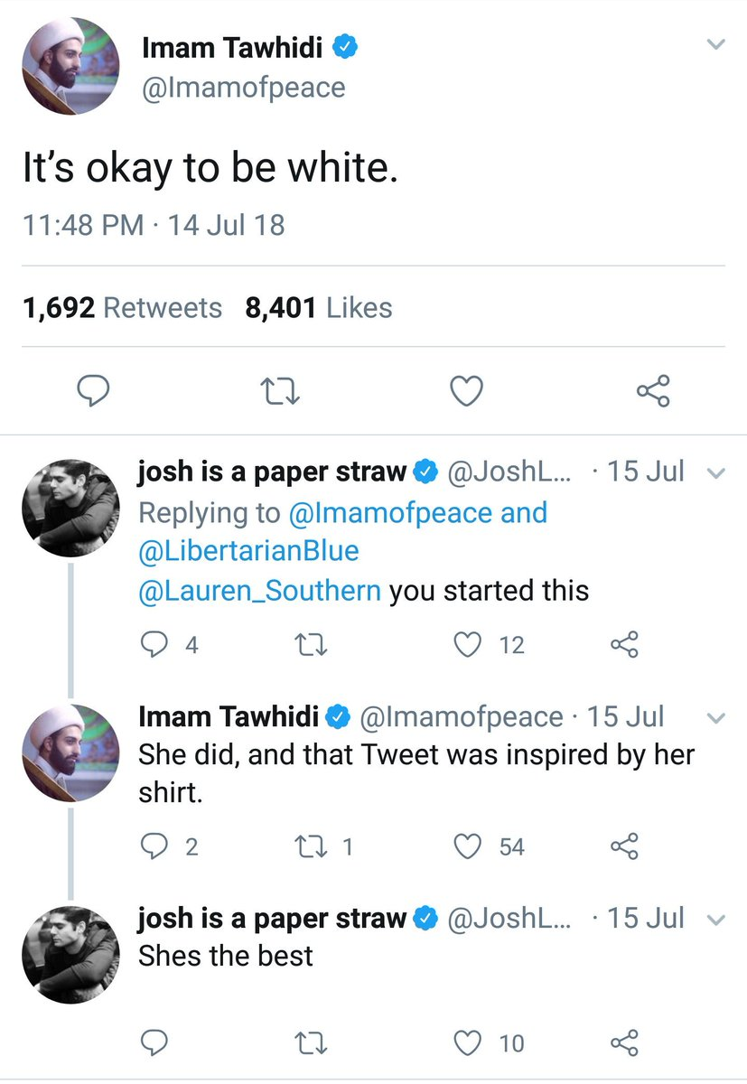 Wew. Check out this totally convincingly real imam ...one who&#39;s constantly defending and praising far righters while hating multiculturalism and calling for surveillance on Muslims. Only an idiot would fall for this Sacha Baron Cohen type character  <br>http://pic.twitter.com/B6oy324Ck8