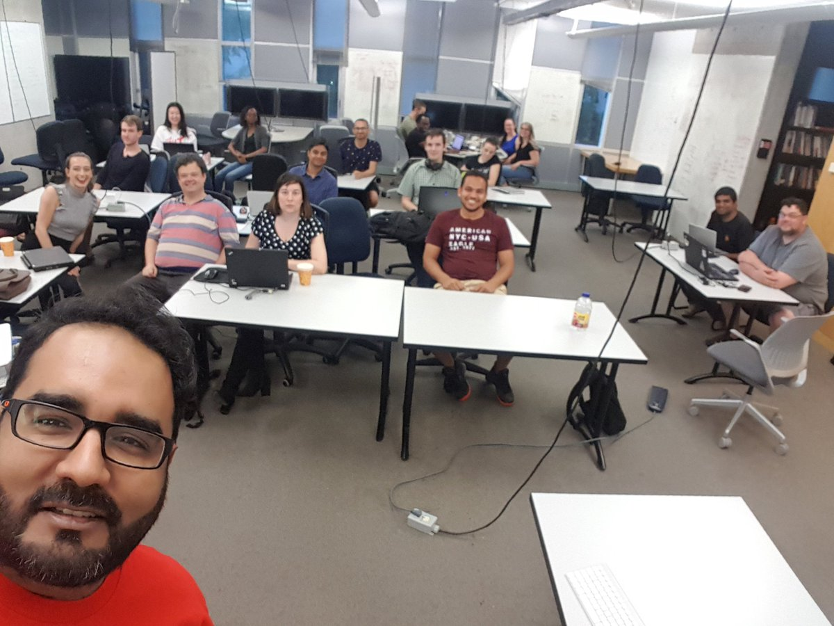Thanks @suhaibqaiser for hosting the #ReactJS workshop last night. Check our calendar for more events! @dalfcs<br>http://pic.twitter.com/Ot6ahsqAzl