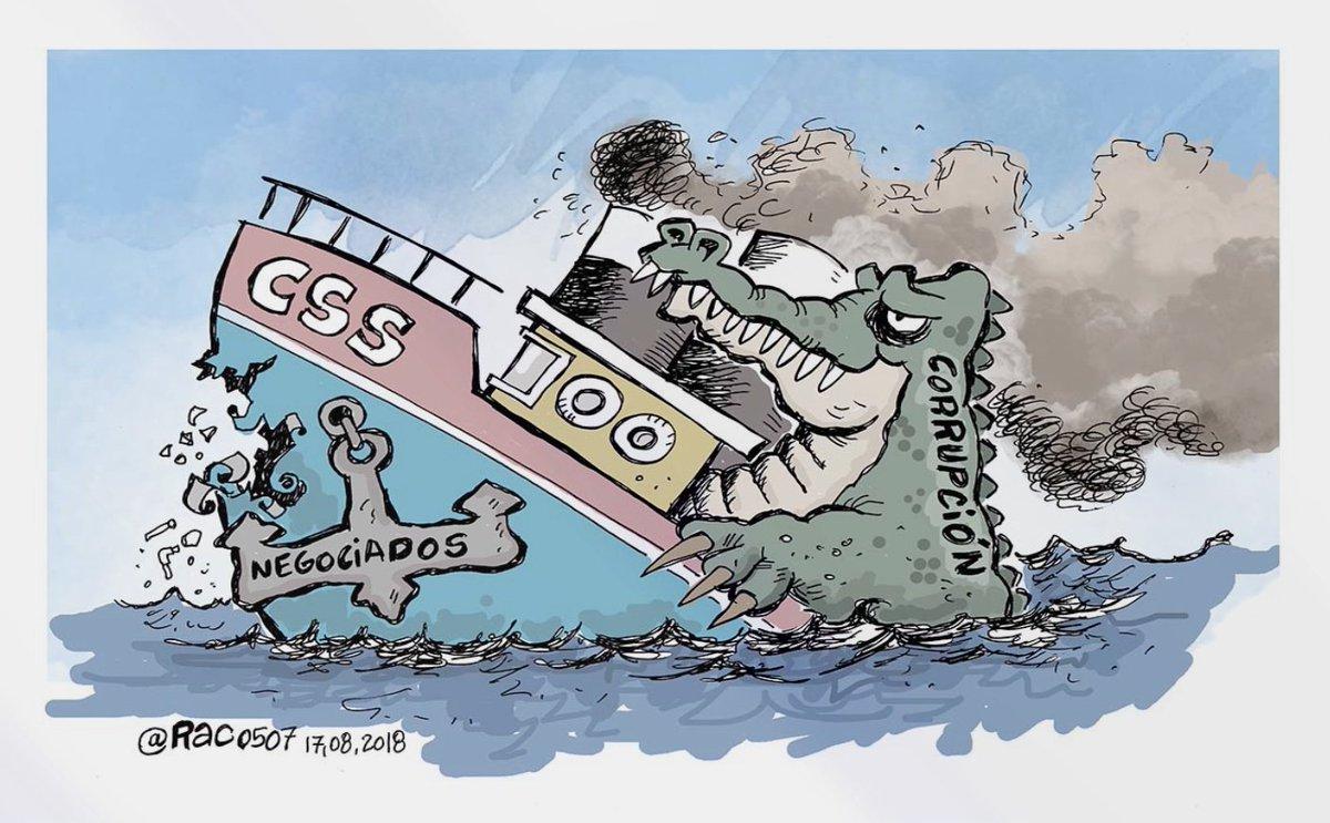 Nex Noticias On Twitter Se Hunde El Barco Así Es La Caricatura