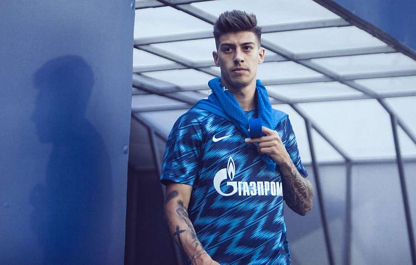 Emiliano Rigoni is moving to Serie A to join Atalanta on loan until the end of the season. Best of luck Emiliano! #TransferNews Details: en.fc-zenit.ru