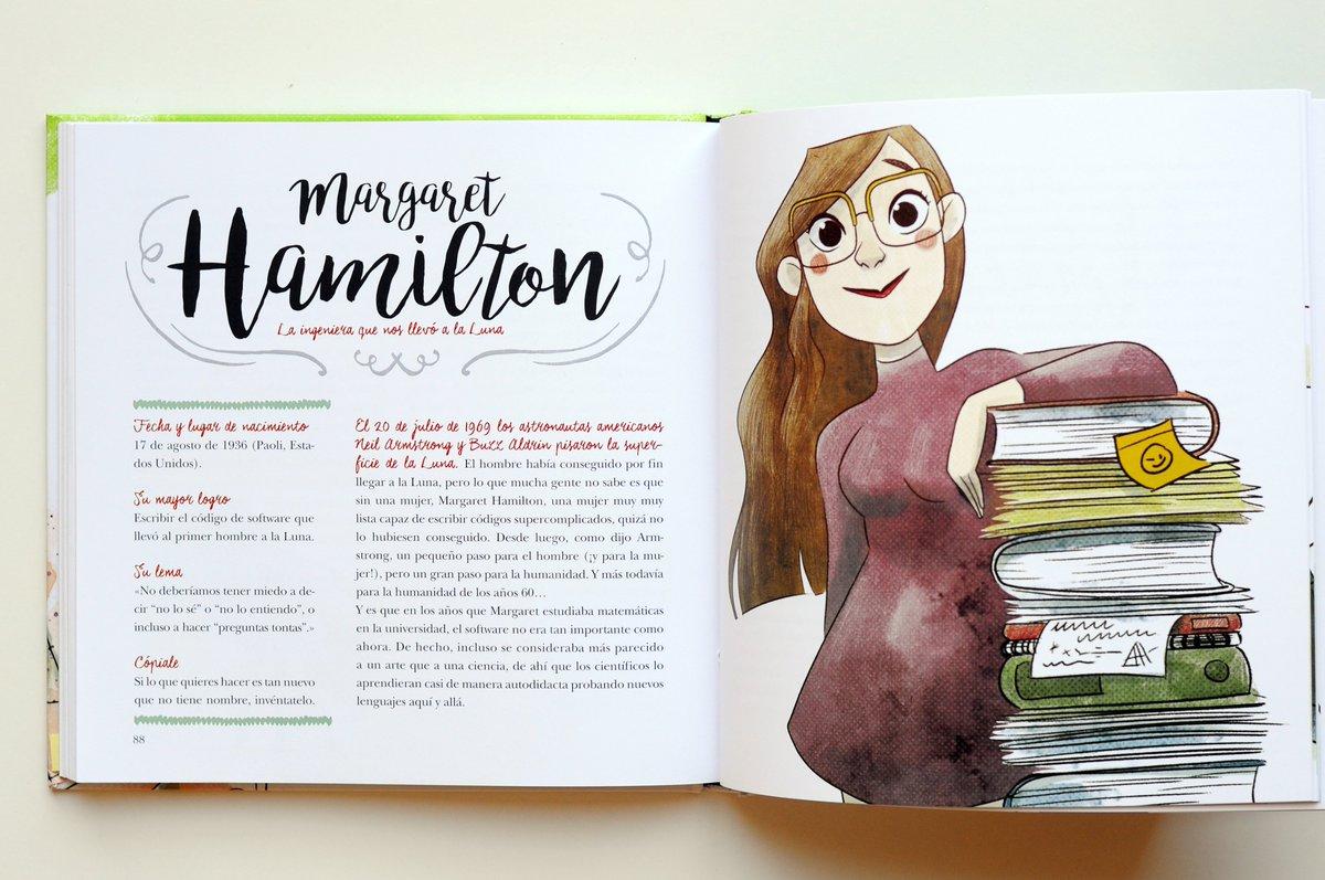 ellasdemontena 🎂 Hoy cumple años Margaret Hamilton, la