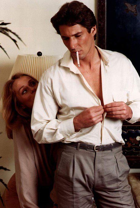 Happy Birthday to Richard Gere who turns 69 today!  Pictured here with Lauren Hutton in American Gigolo (1980).