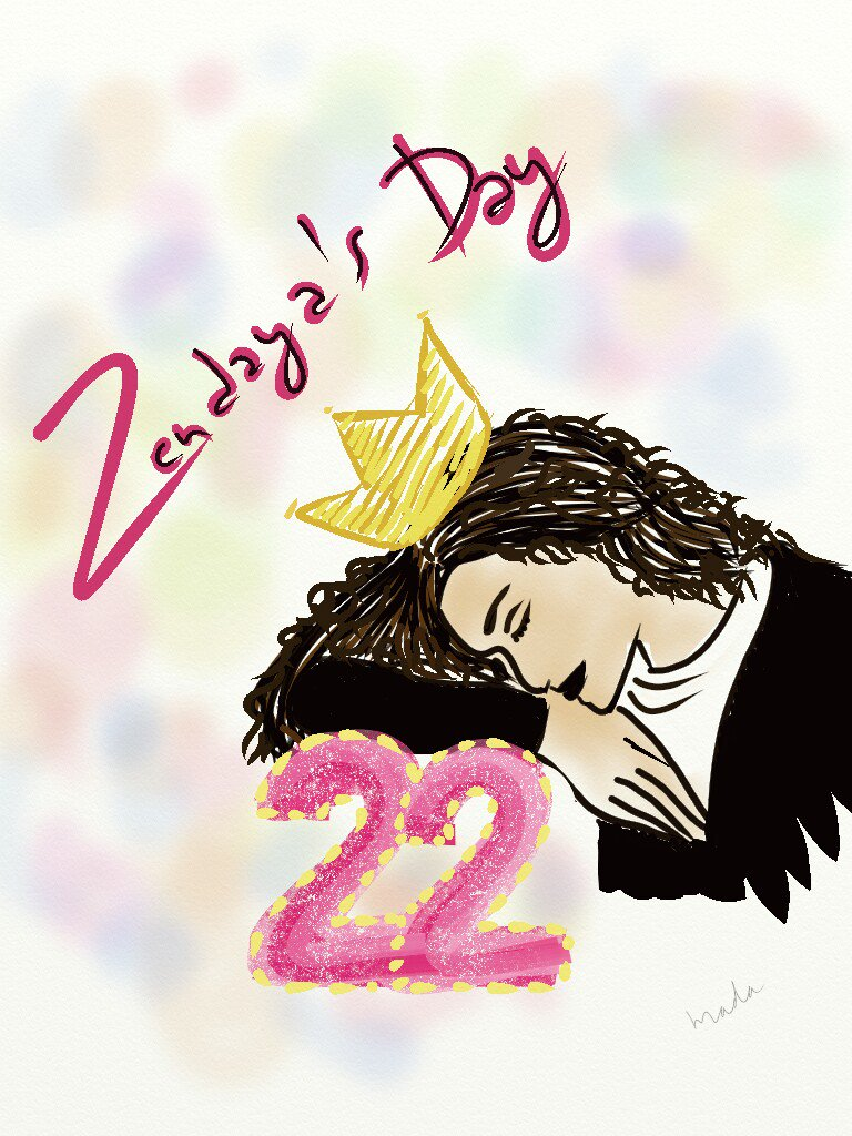 Happy Birthday Queen Z welcome to 22