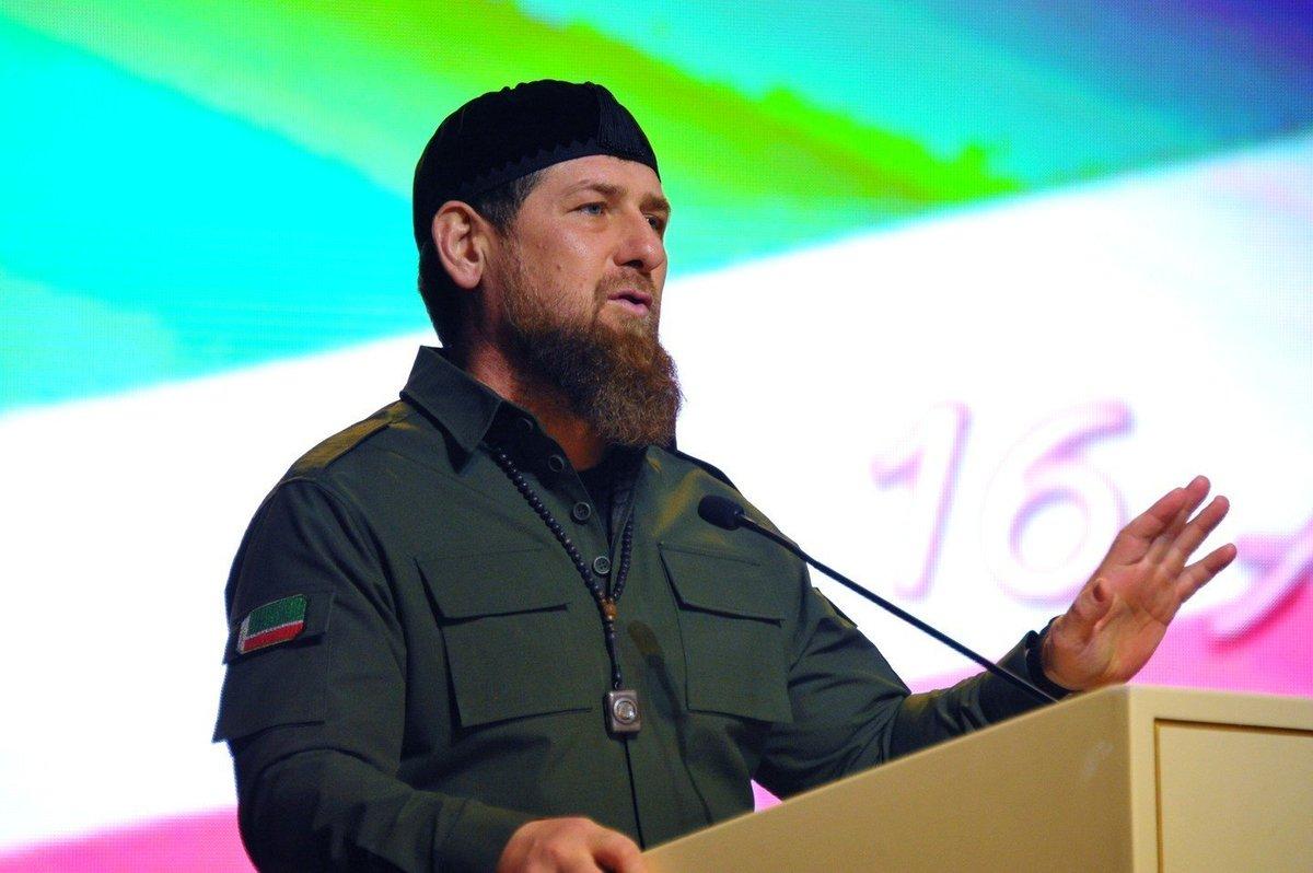 Кадыров заявил о готовности помочь ДНР после убийства Захарченко https://t.co/yzt5hJsBuA