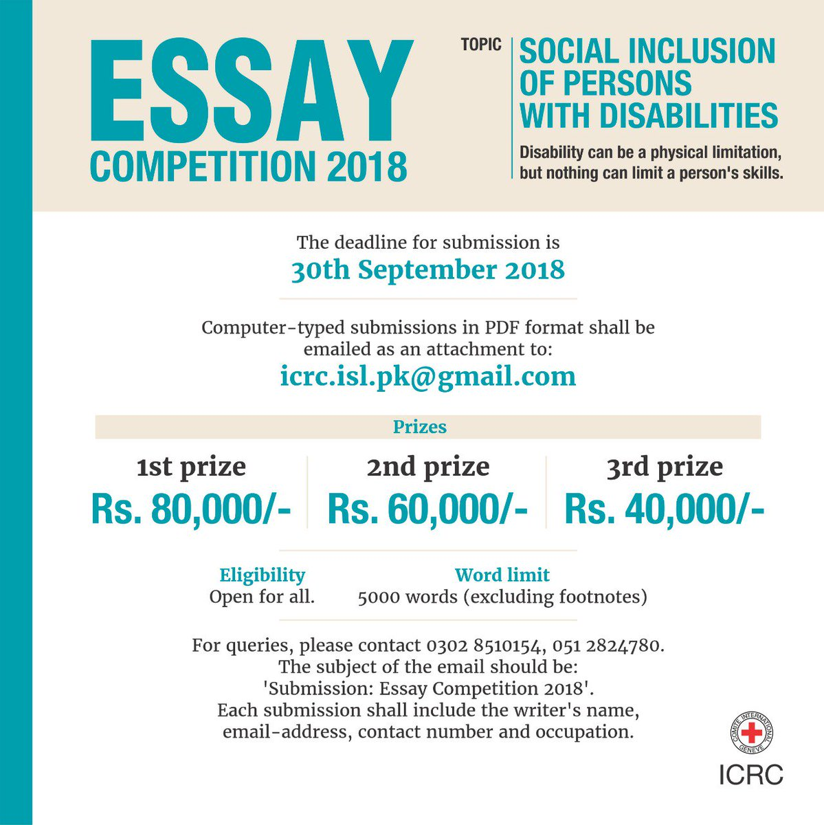 Help Writing Essays Participate In Icrc Essay Competition  To Get Your Opinion Reached To  Those Who Can Make The Difference We Can Help To Make Your Opinion Count To Kill A Mockingbird Racism Essay also Does Money Buy Happiness Essay Najum Abbasi On Twitter Want To Do Something For People With  Oxbridge Essays