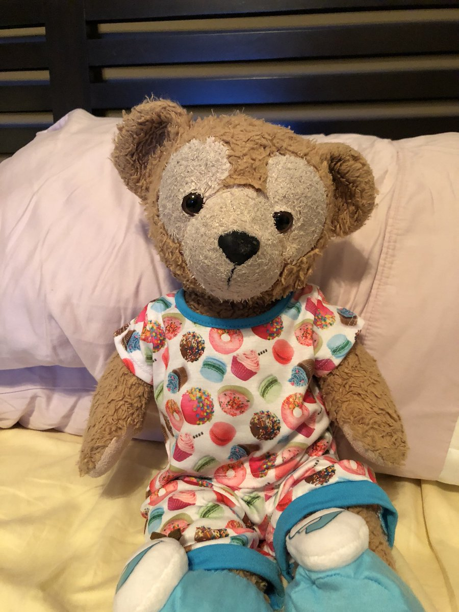 Duffy Bear On Twitter Goodnight Friends The Weekend Is So Close