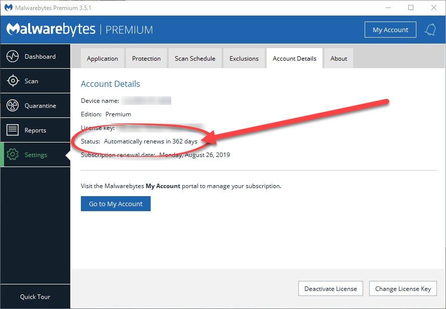 Malwarebytes 2 Year Subscription