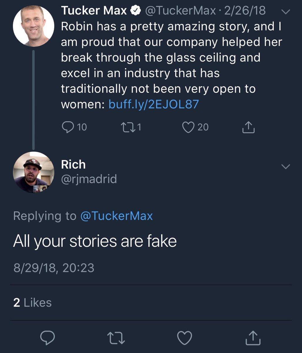 tucker max twitter