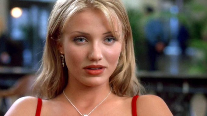 Happy birthday to, Cameron Diaz!