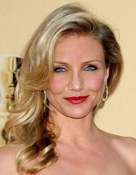 Cameron Diaz August 30 Sending Very Happy Birthday Wishes! All the Best!