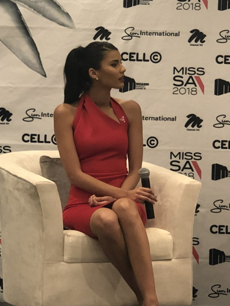 Miss SA comes out about living with traumatic TB for 3 years
