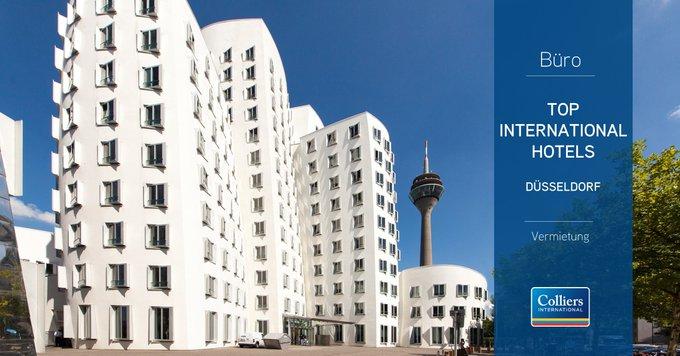 Deal der Woche: #Düsseldorf<br><br>Die TOP International Hotels GmbH wird Anfang 2019 innerhalb des Düsseldorfer Medienhafens umziehen und hat rund 240 Quadratmeter Bürofläche im Objekt Neuer Zollhof angemietet:  #hotels t.co/y4tRYaGbd2
