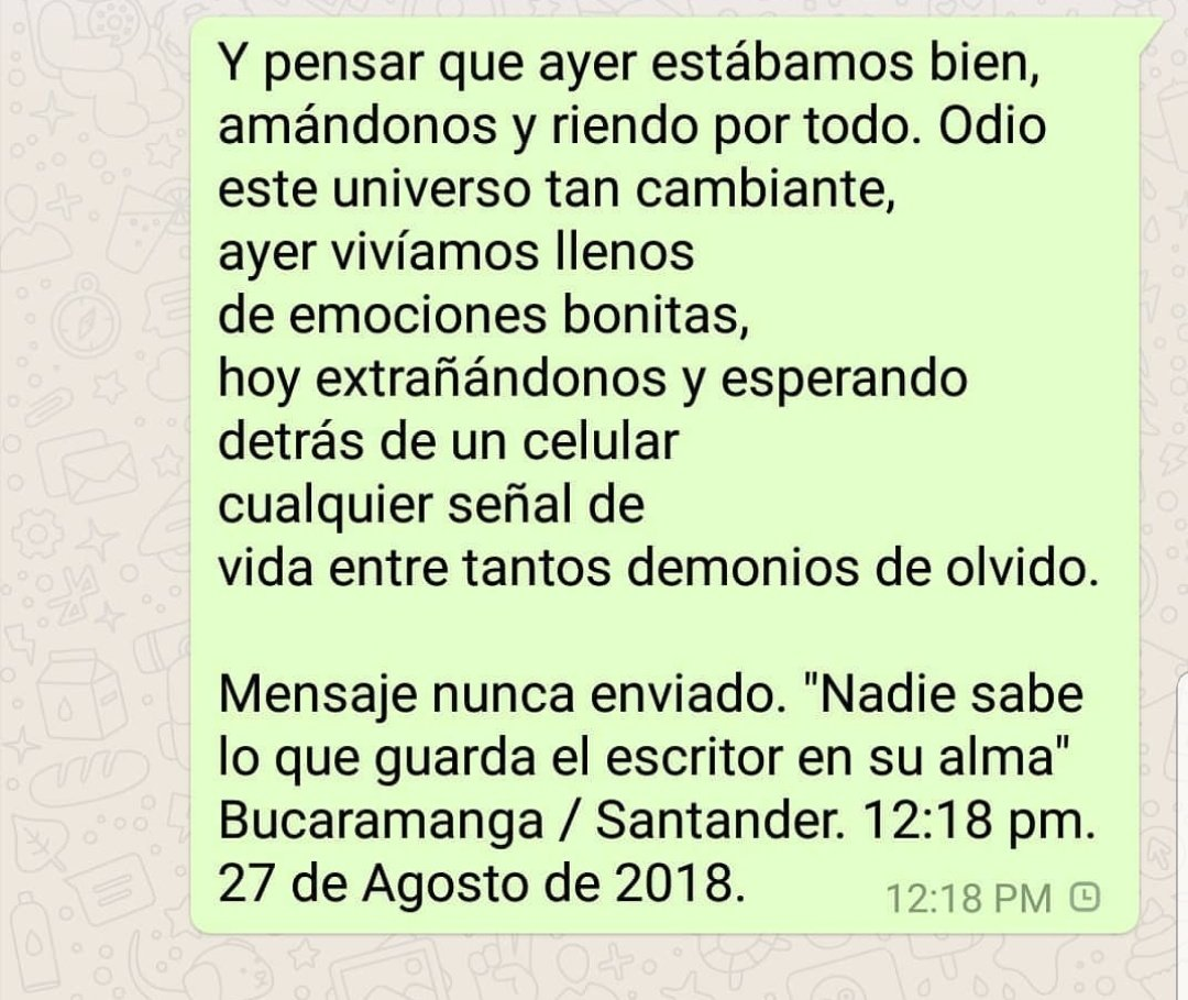 Frases De Un Amor Imposible At Agustinpentos Twitter