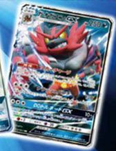 tweet-Regular Incineroar-GX from SM8 has been revealed! Its full art version was revealed and translated over a week ago: https://t.co/3JsPDgsmWE https://t.co/94PY76G8e0