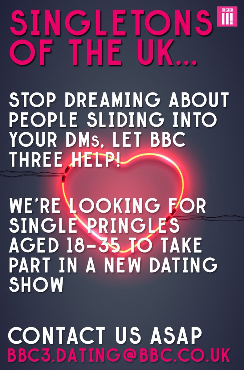 BBC3 ny dating show