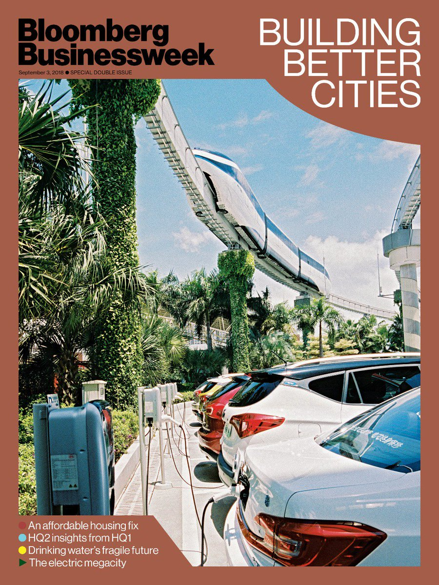 NEW COVER: Take a look inside the first quieter megacity https://t.co/9cNwgVzDIG https://t.co/kKDMzdtTTQ