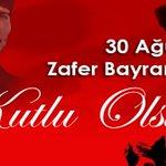 Image for the Tweet beginning: Büyük Taarruz'u 30 Ağustos günü