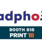 Image for the Tweet beginning: Meet @Adphos, member of our