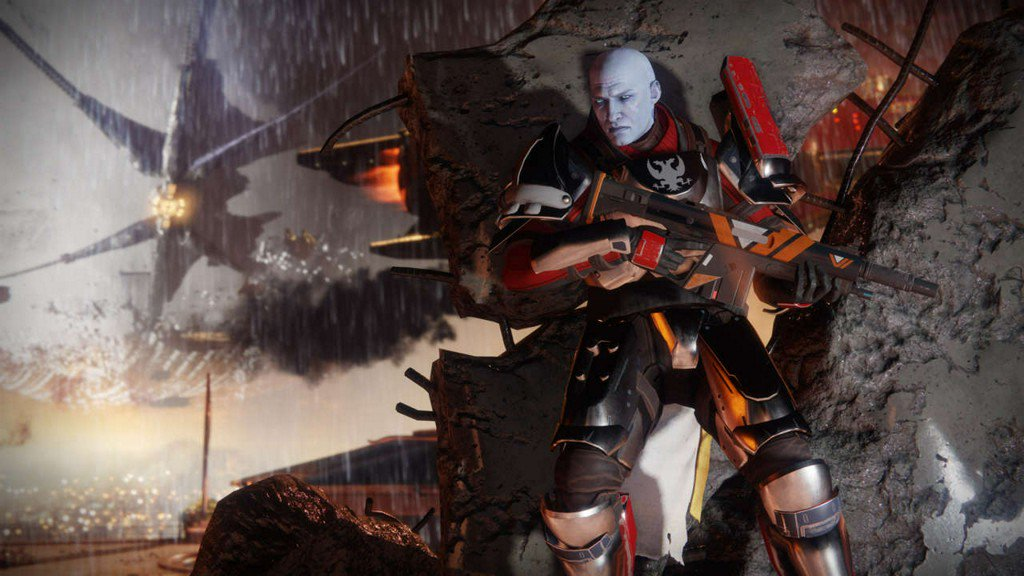 #Destiny2 is free for PS Plus members right now https://t.co/dAOk8gMBNe