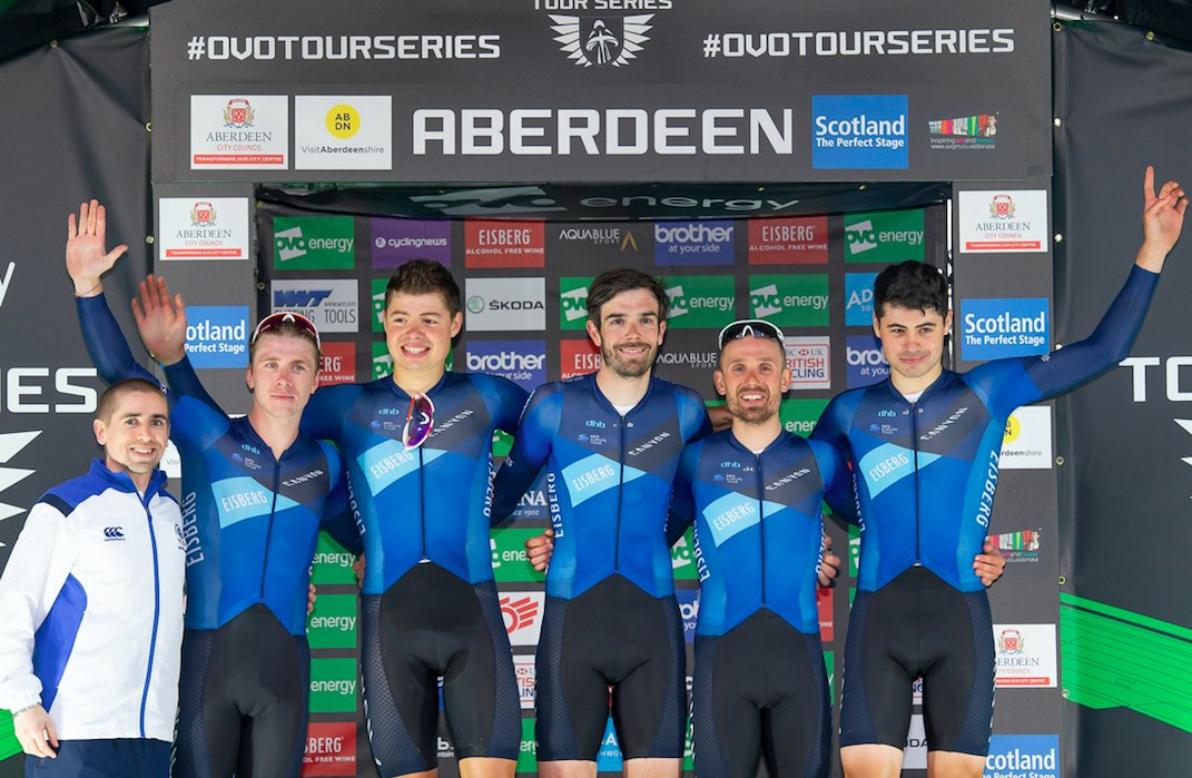 459388e0e We would like to wish the  CanyonEisberg team the very best of luck for the   TourofBritain - go and get it lads! 🚴 ♂ 🇬🇧 pic.twitter.com XhnRKC6lcv