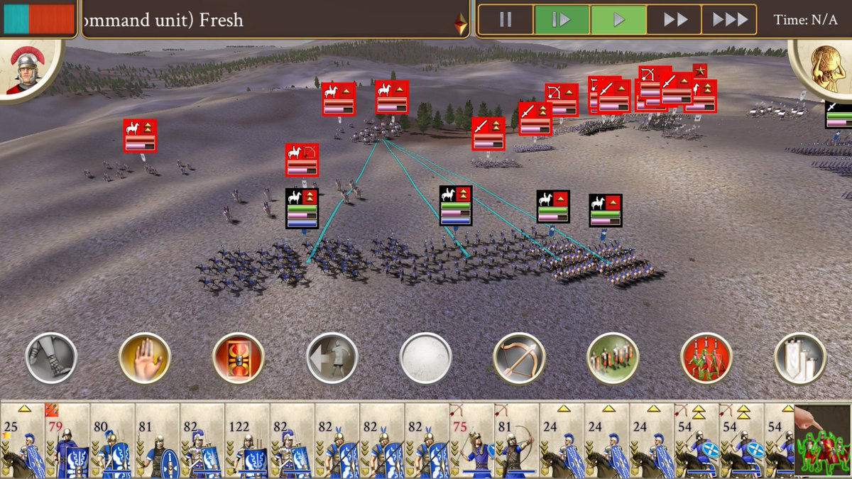 how to unlock all factions in rome total war android
