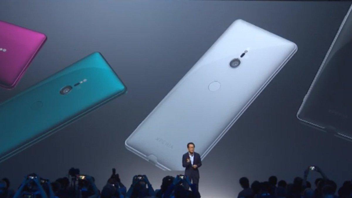 「Xperia XZ3」をソニーが発表。有機EL搭載の6インチサイズ端末 #スマートフォン #ソニー #ソニー製品 https://t.co/BmSRI4CS8b